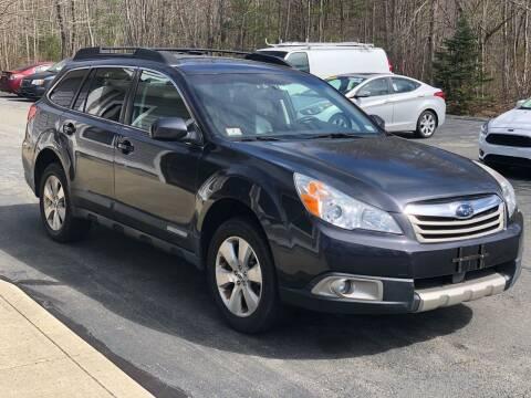 2011 Subaru Outback for sale at Elite Auto Sales in North Dartmouth MA
