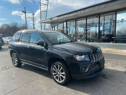 2017 Jeep Compass for sale at Smart Buy Car Sales in St. Louis MO