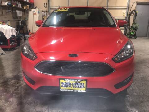 2015 Ford Focus for sale at Worldwide Auto Sales in Fall River MA