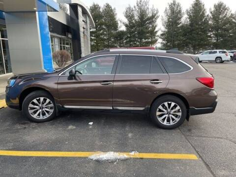 2019 Subaru Outback for sale at Bob Clapper Automotive, Inc in Janesville WI