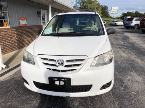 2004 Mazda MPV for sale at Holland Auto Sales and Service, LLC in Somerset KY