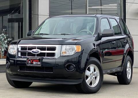 2011 Ford Escape for sale at Carmel Motors in Indianapolis IN