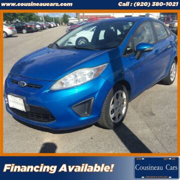 2013 Ford Fiesta for sale at CousineauCars.com in Appleton WI