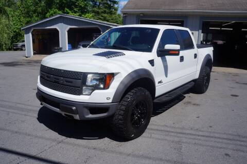 2011 Ford F-150 for sale at Autos By Joseph Inc in Highland NY