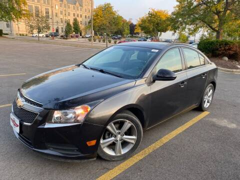 2013 Chevrolet Cruze for sale at Your Car Source in Kenosha WI