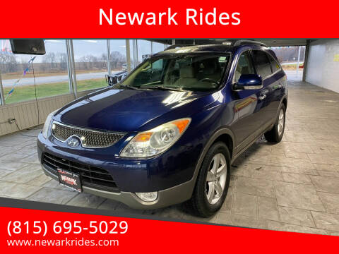 2008 Hyundai Veracruz for sale at Newark Rides in Newark IL