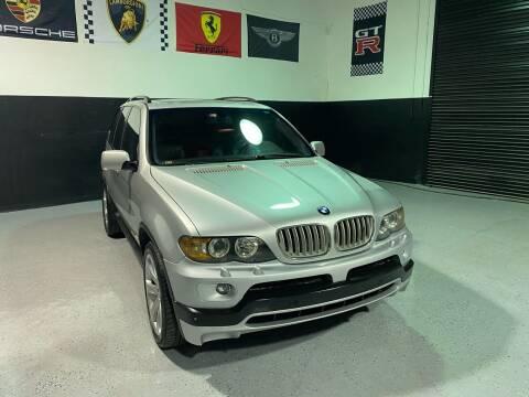 2006 BMW X5 M for sale at LG Auto Sales in Rancho Cordova CA