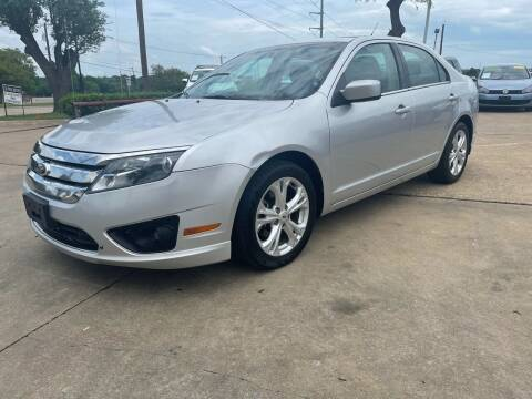 2012 Ford Fusion for sale at CityWide Motors in Garland TX