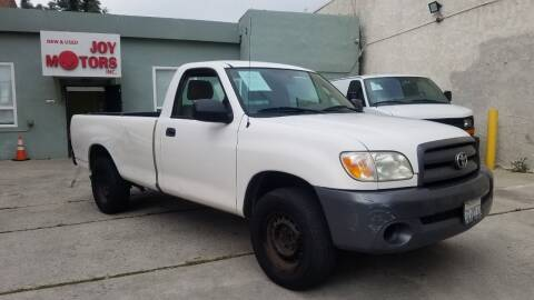 2005 Toyota Tundra for sale at Joy Motors in Los Angeles CA