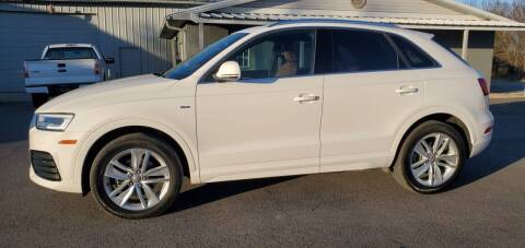 2018 Audi Q3 for sale at Jacks Auto Sales in Mountain Home AR