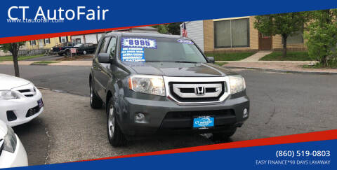 2009 Honda Pilot for sale at CT AutoFair in West Hartford CT