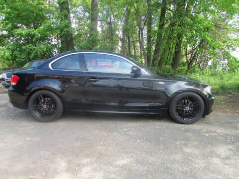2011 BMW 1 Series for sale at Nutmeg Auto Wholesalers Inc in East Hartford CT