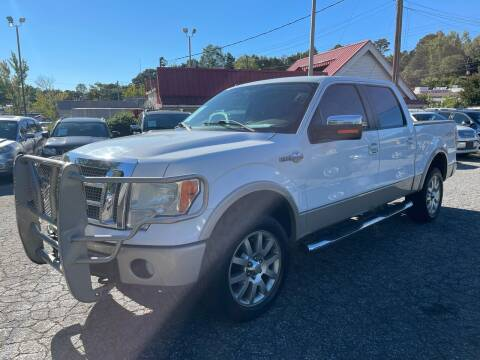 2009 Ford F-150 for sale at Car Online in Roswell GA
