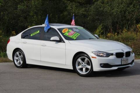 2014 BMW 3 Series for sale at McMinn Motors Inc in Athens TN
