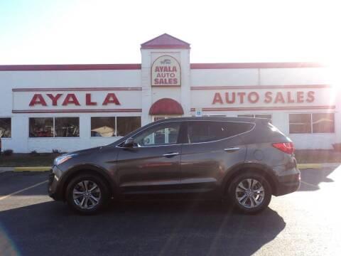 2014 Hyundai Santa Fe Sport for sale at Ayala Auto Sales in Aurora IL