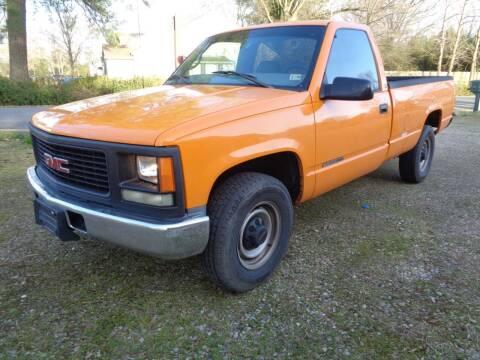 2000 GMC C/K 2500 Series for sale at Liberty Motors in Chesapeake VA