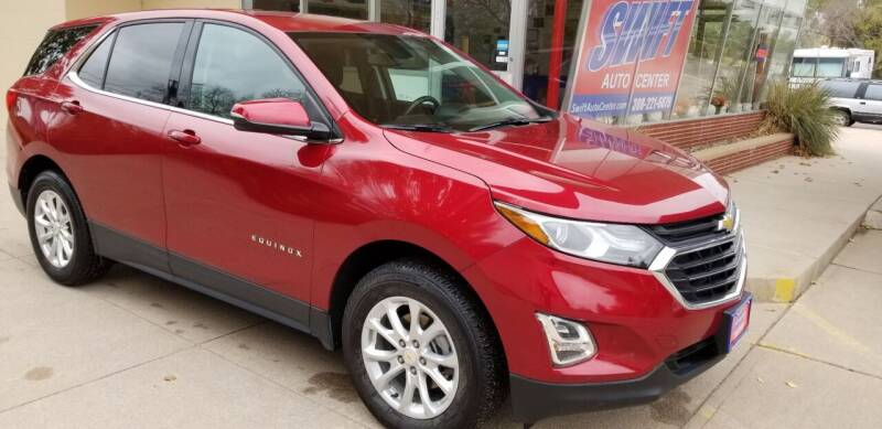 2019 Chevrolet Equinox for sale at Swift Auto Center of North Platte in North Platte NE