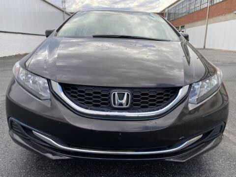 2014 Honda Civic for sale at Atlanta's Best Auto Brokers in Marietta GA