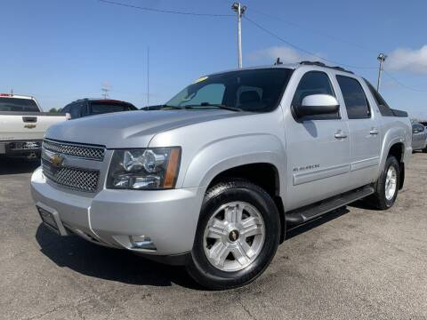 2012 Chevrolet Avalanche for sale at Superior Auto Mall of Chenoa in Chenoa IL
