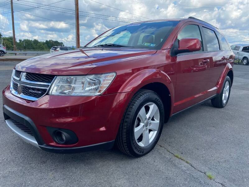 2011 Dodge Journey for sale at Clear Choice Auto Sales in Mechanicsburg PA