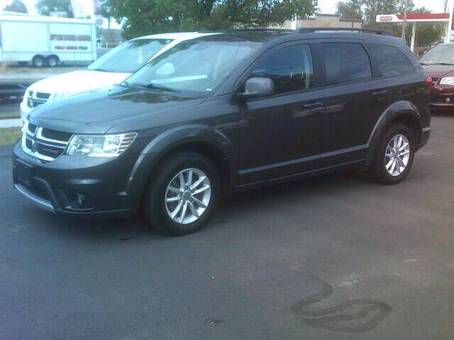 2016 Dodge Journey for sale at University Auto Sales Inc in Pocatello ID