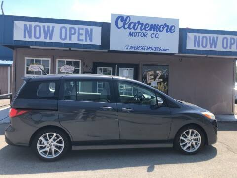 2013 Mazda MAZDA5 for sale at Claremore Motor Company in Claremore OK