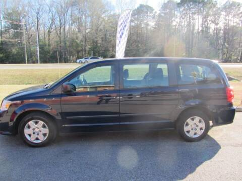 2013 Dodge Grand Caravan for sale at Colvin Auto Sales in Tuscaloosa AL
