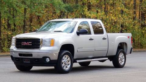 2011 GMC Sierra 2500HD for sale at United Auto Gallery in Suwanee GA