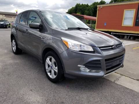2013 Ford Escape for sale at JAVY AUTO SALES in Houston TX