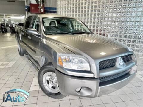 2007 Mitsubishi Raider for sale at iAuto in Cincinnati OH