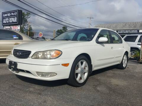 2003 Infiniti I35 for sale at Viking Auto Group in Bethpage NY