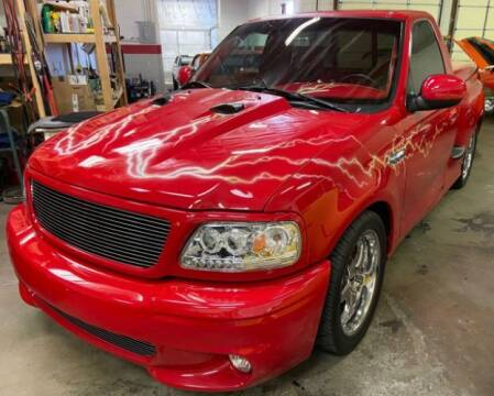 2003 Ford F-150 for sale at Classic Car Deals in Cadillac MI