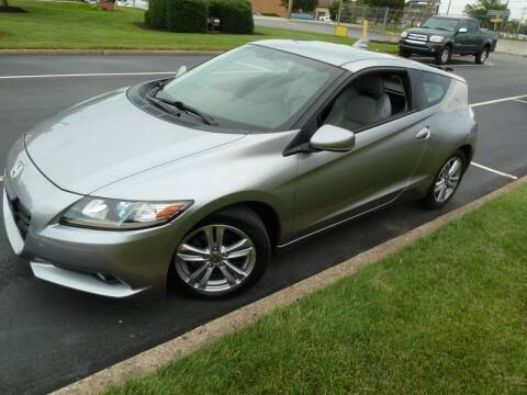 2012 Honda CR-Z for sale at Kaners Motor Sales in Huntingdon Valley PA