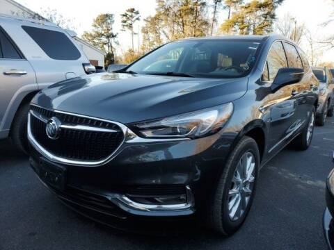 2018 Buick Enclave for sale at Impex Auto Sales in Greensboro NC