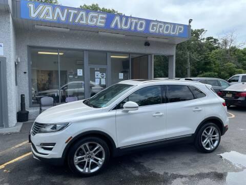 2015 Lincoln MKC for sale at Vantage Auto Group in Brick NJ