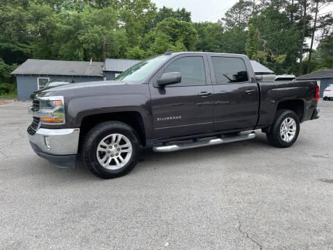2016 Chevrolet Silverado 1500 for sale at Adairsville Auto Mart in Plainville GA