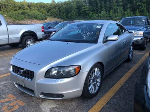 2007 Volvo C70 for sale at Plymouthe Motors in Leominster MA
