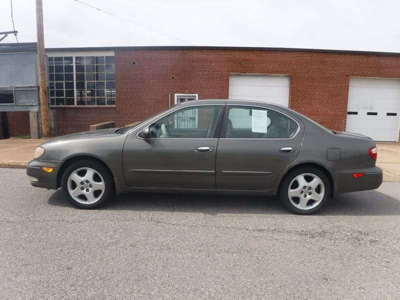 2001 Infiniti I30 for sale at ALL Auto Sales Inc in Saint Louis MO