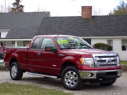 2014 Ford F-150 for sale at The Auto Barn in Berwick ME