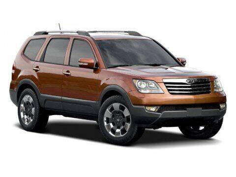 2009 Kia Borrego for sale at Automart 150 in Council Bluffs IA