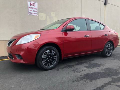 2012 Nissan Versa for sale at International Auto Sales in Hasbrouck Heights NJ