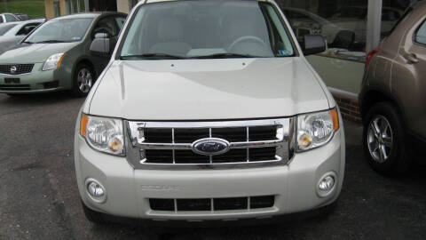 2008 Ford Escape for sale at SHIRN'S in Williamsport PA