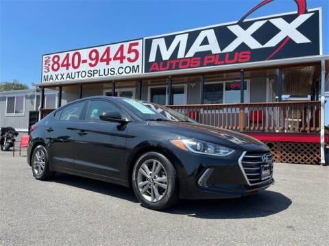 2018 Hyundai Elantra for sale at Maxx Autos Plus in Puyallup WA