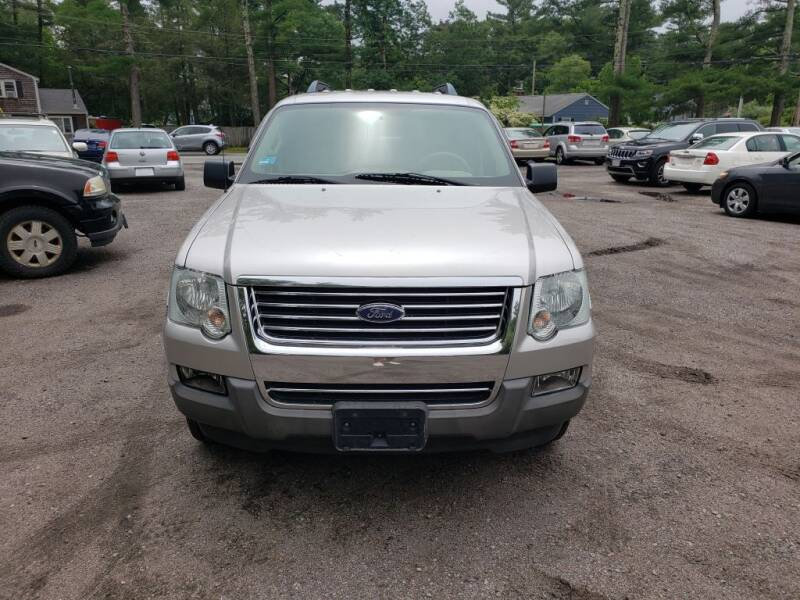 2007 Ford Explorer for sale at 1st Priority Autos in Middleborough MA