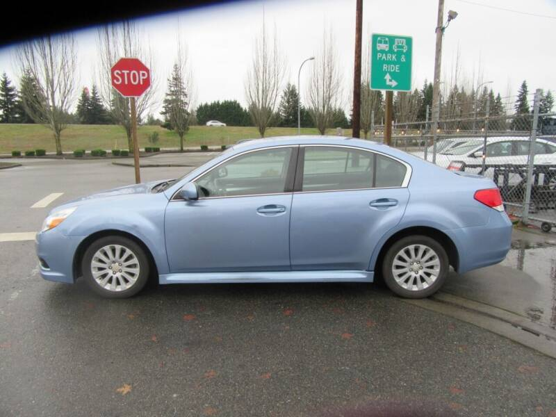 2011 Subaru Legacy for sale at Car Link Auto Sales LLC in Marysville WA
