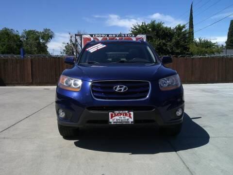 2010 Hyundai Santa Fe for sale at Empire Auto Sales in Modesto CA