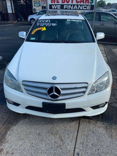 2008 Mercedes-Benz C-Class for sale at Reliance Auto Group in Staten Island NY