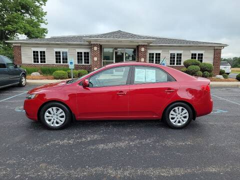 2013 Kia Forte for sale at Pierce Automotive, Inc. in Antwerp OH