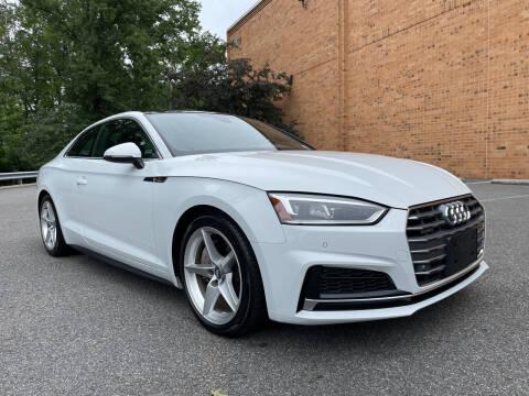 2019 Audi A5 for sale at Vantage Auto Wholesale in Moonachie NJ