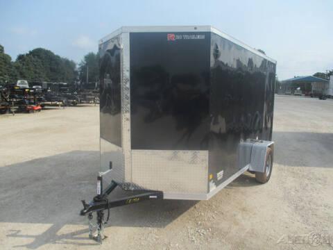 2022 RC Trailers Enclosed Cargo RDLX 6X12SA